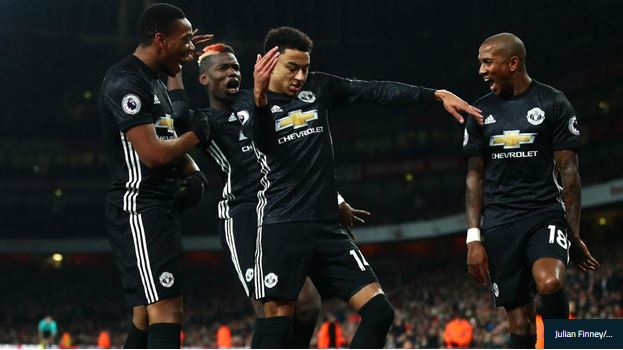 Miss The Action? Watch & Download Arsenal 1-3 Man United