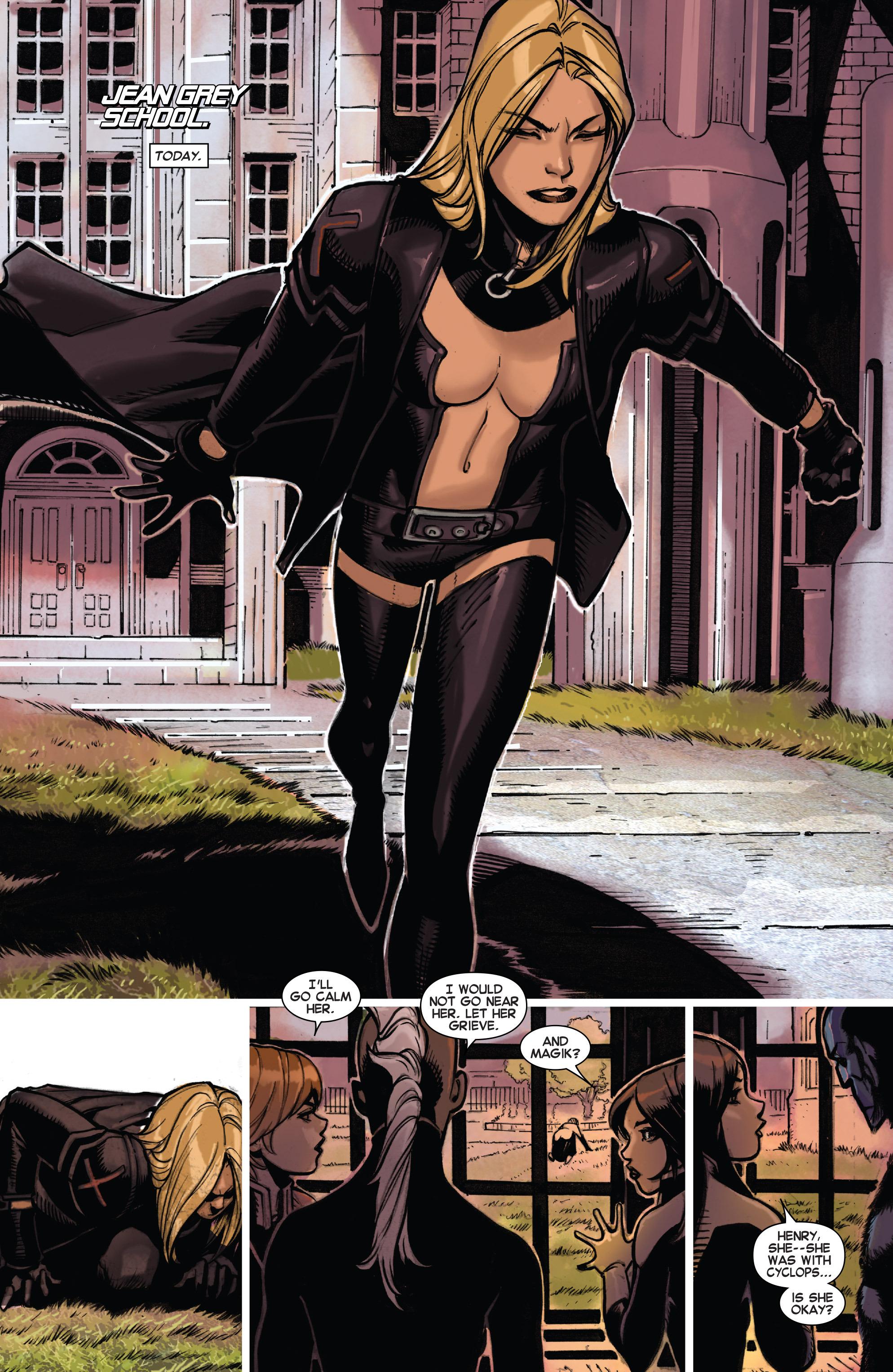 Read online Uncanny X-Men (2013) comic -  Issue # _TPB 5 - The Omega Mutant - 88