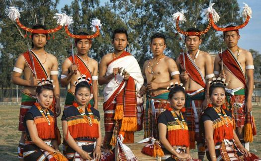 Manipuri Tribe
