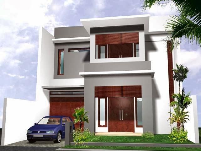 model rumah masa kini 3