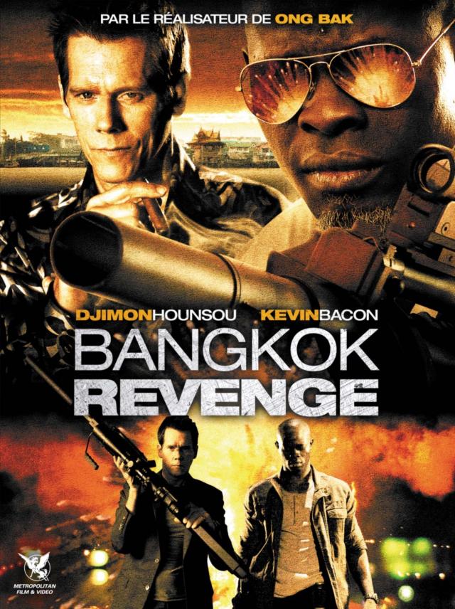 Trả Thù - Bangkok Revenge (2011)
