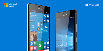 Aplicaciones Lumia 550