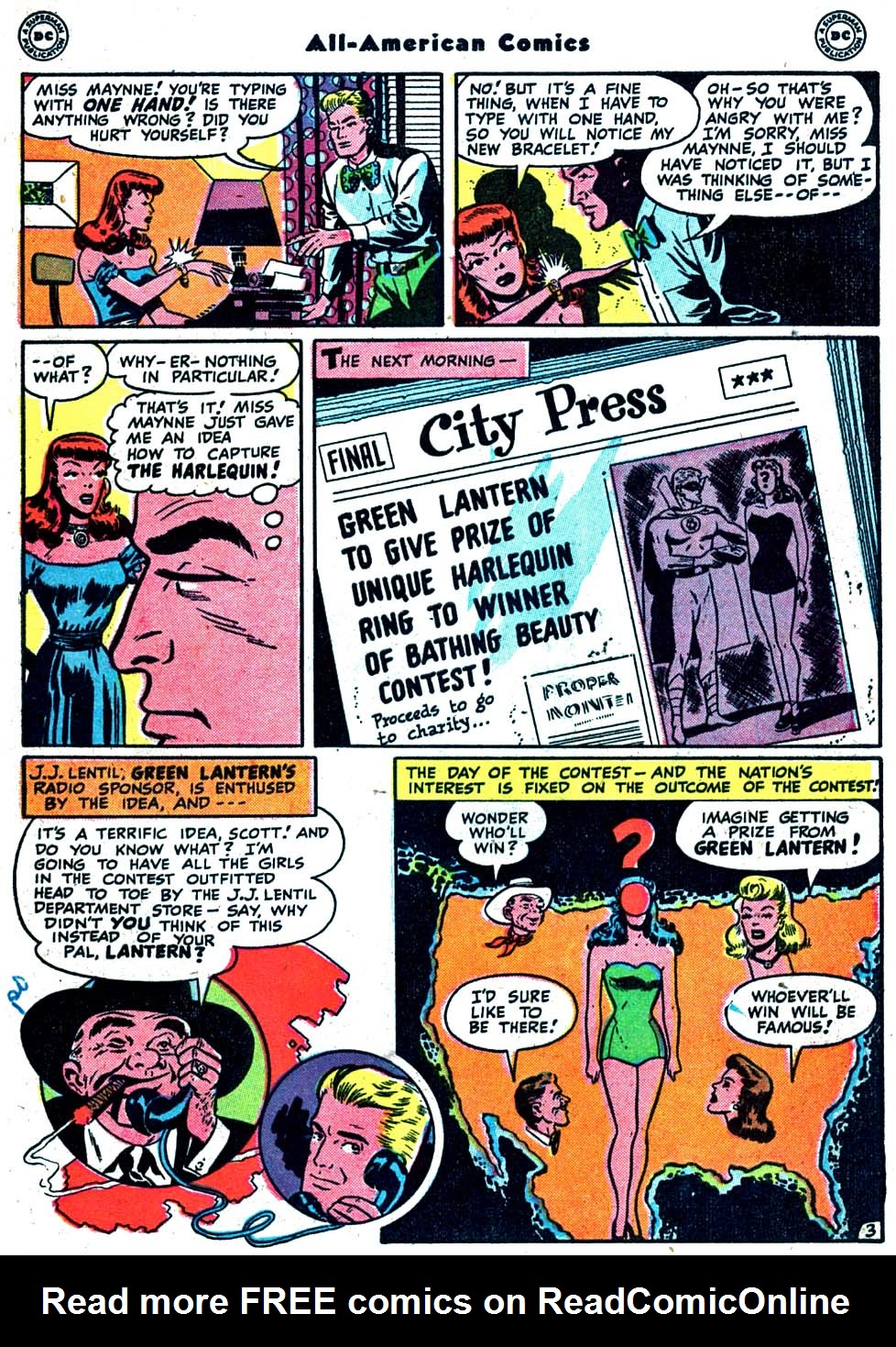 Read online All-American Comics (1939) comic -  Issue #94 - 5