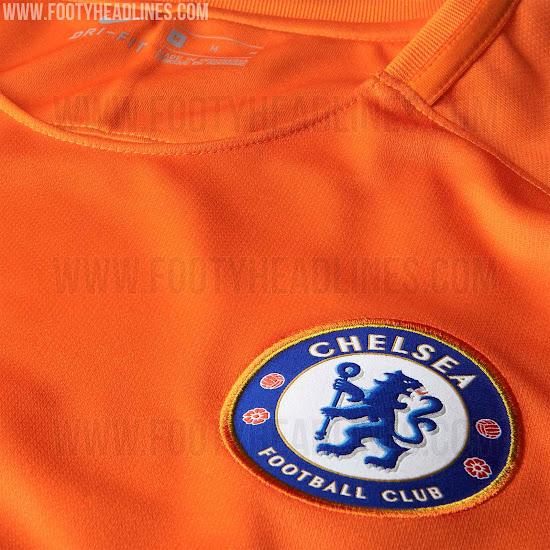 40158c704 Nike Chelsea 17-18 Goalkeeper Kit Released - Footy Headlines