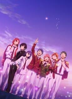 تقرير فيلم ملك الموشور: النجوم السبع الامعة الجزء الثاني King of Prism: Shiny Seven Stars II - Kakeru x Joji x Minato