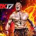 تحميل لعبة WWE 2K17 مضغوطة