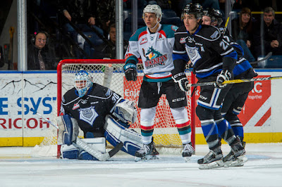 WHL: Rockets And Royals Ready To Rumble