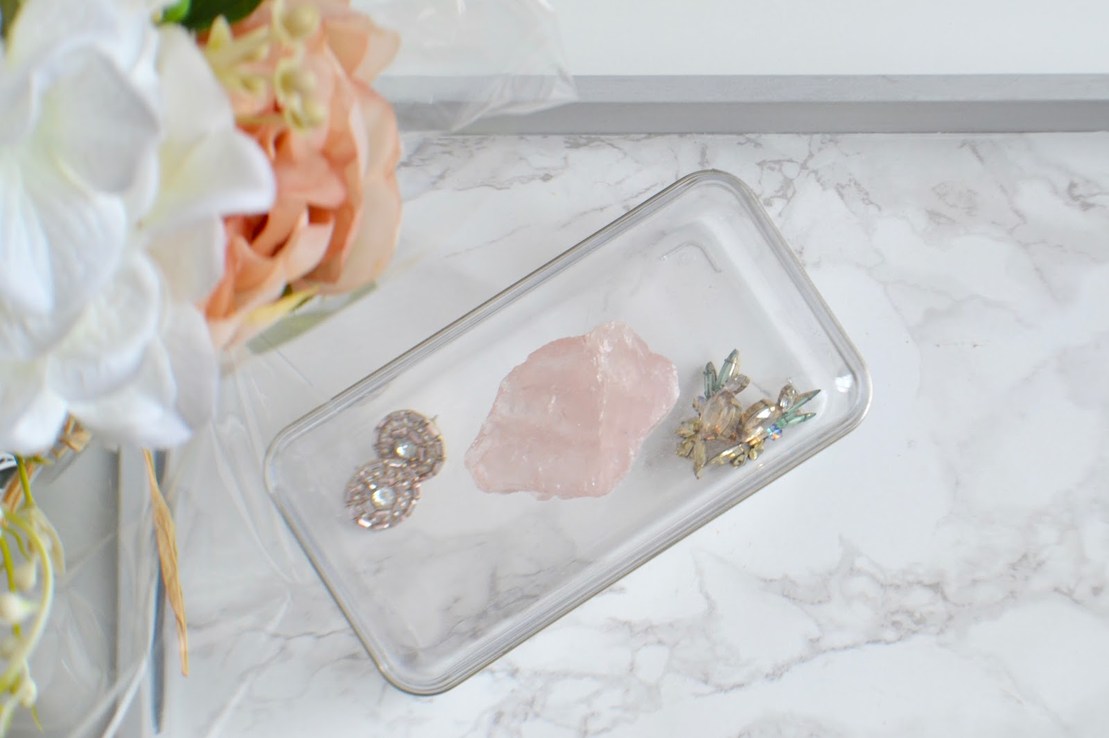 DIY Home Decor Make Your Own Acrylic Ferrero Rocher Crystal Trinket Storage Box