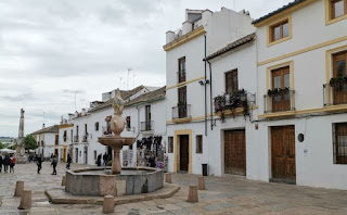 Córdoba, Plaza del Potro.