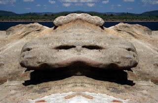 simetría, surrealismo, surreal, piedra, rocas, piedras,formas, monstruo, imaginación,