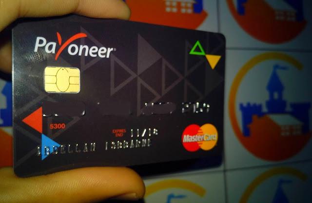 تفعيل بطاقة بايونير بعد استلامها  2016