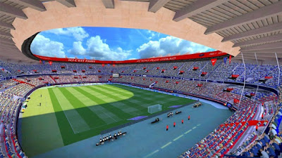 PES 2015 Pack of Stadiums v4 by Estarlen Silva