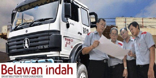 BELAWAN INDAH : PROHECT ENGINEERING, SAFETY OFFICER DAN UNIT MENAGER - MEDAN, INDONESIA