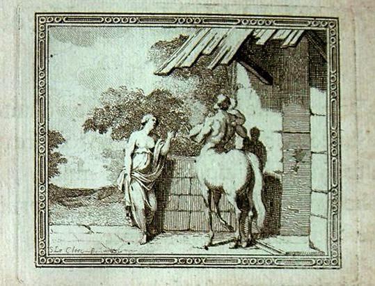 Хирон с знаках Зодиака