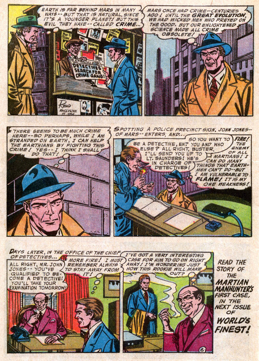 Read online World's Finest Comics comic -  Issue #175 - 32