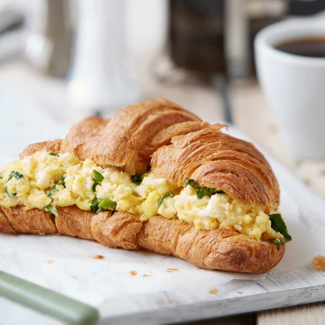 Croissant Day: French Brunch
