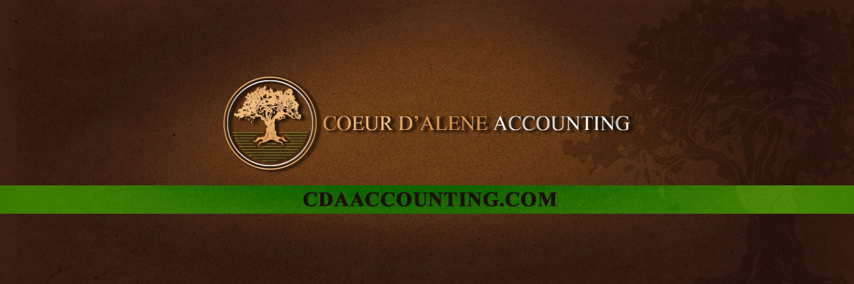 Coeur d'Alene Accountant | Accountants Serving Spokane, Post Falls and Coeur d'Alene