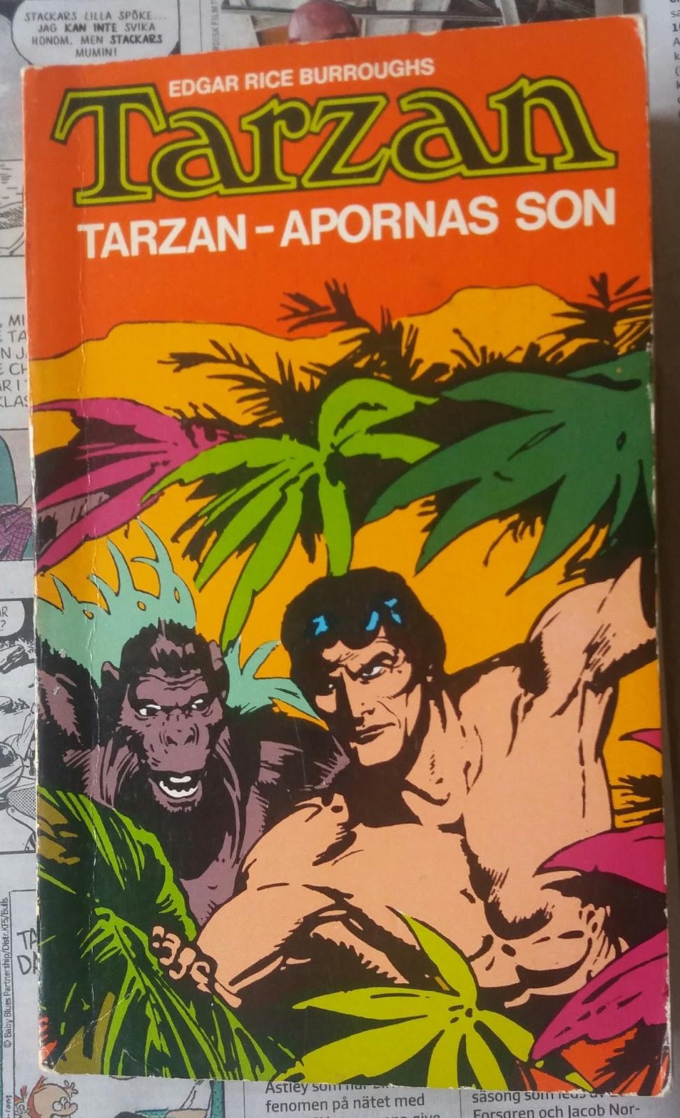 Tarzan tecknad porr serier