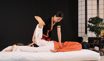 masaje thai con xiaoying