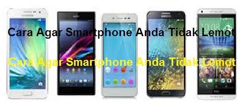 Masalah Yang Sering Terjadi Pada Smartphone