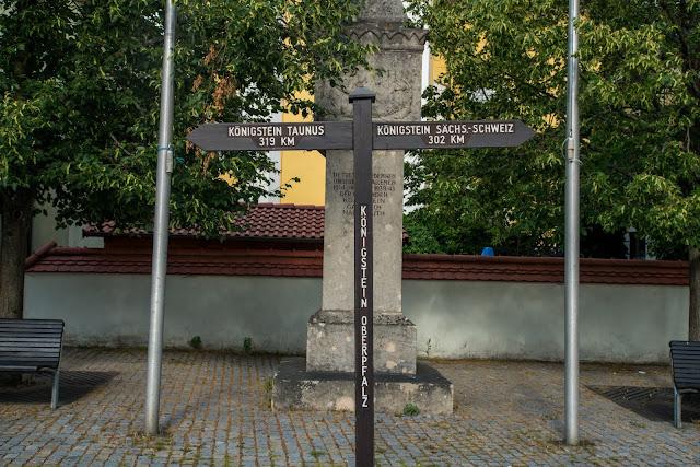 Königstein Rundwanderweg Nr. 18  Steinberg-Rundweg  Amberg-Sulzbacher Land 15