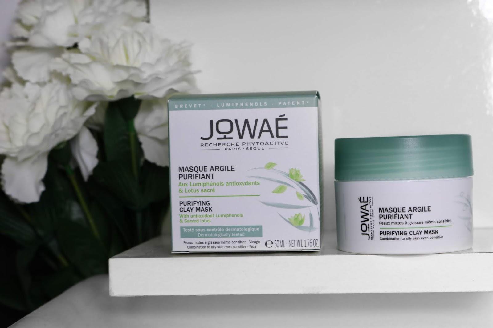 jowae purifying clay mask