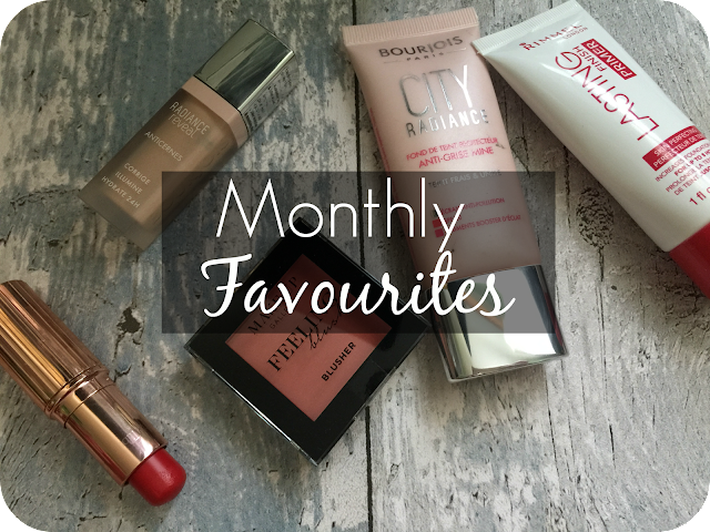 may monthly favourites