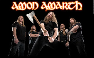 Photo des membres du groupe Amon Amarth