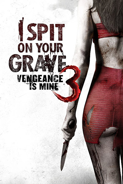 Poster of I Spit on Your Grave 3 (2015) Full Movie [English-DD5.1] 720p BluRay ESubs Download