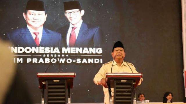 Prabowo: Alhamdulillah Putri-putri Bung Tomo Bersama Kita