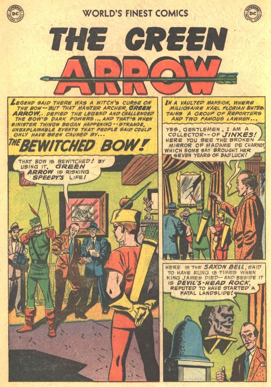 Read online World's Finest Comics comic -  Issue #80 - 18