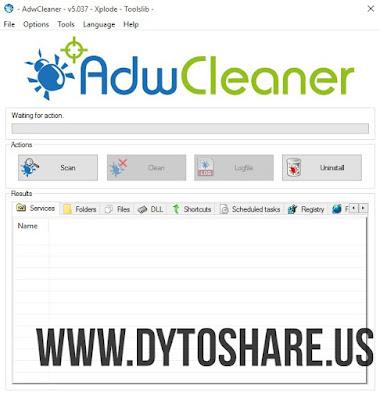 AdwCleaner 5.037
