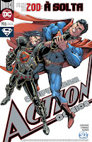 DC Renascimento: Action Comics #996