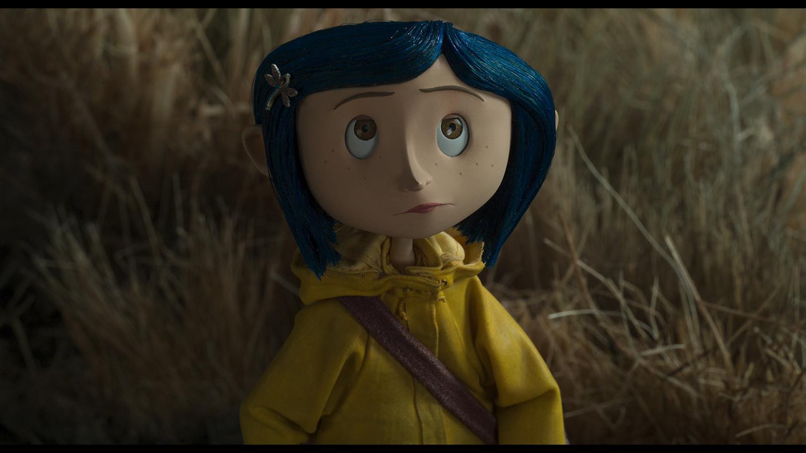 Enchanted Tales Of Film Do Not Go Through Little Door Coraline