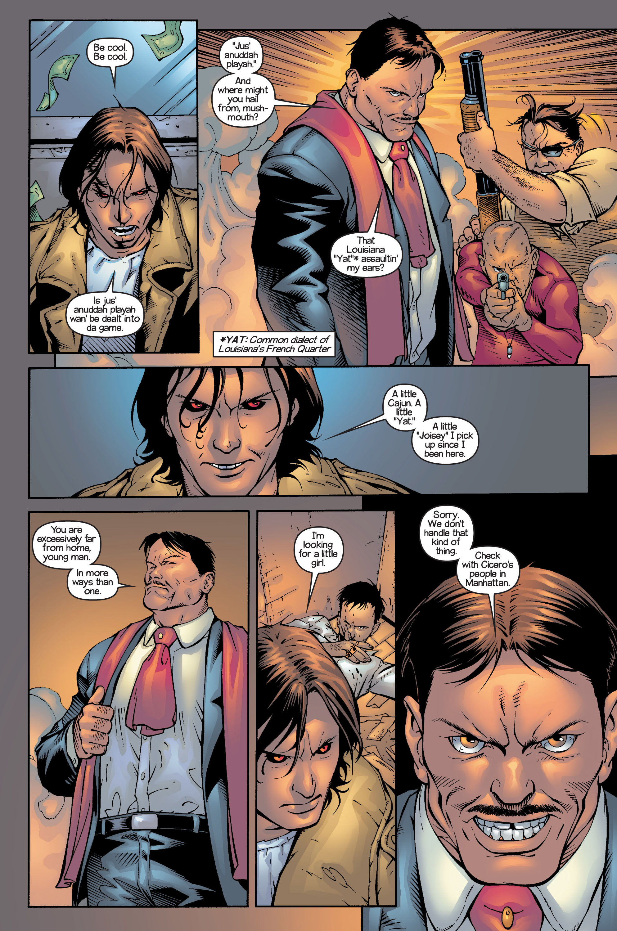 Read online Ultimate X-Men comic -  Issue #14 - 5