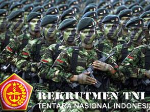 Penerimaan Calon Perwira Prajurit Karir TNI D3/S1 Tahun 2017