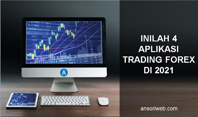 Inilah 4 Aplikasi Trading Forex di 2021