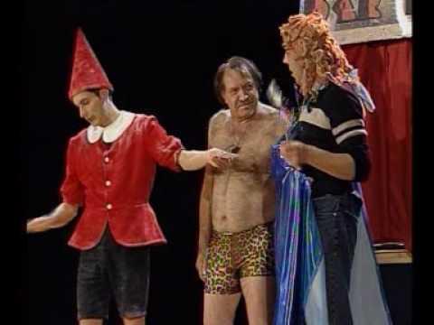 Pinocchio di Ceccherini, Paci e Monni