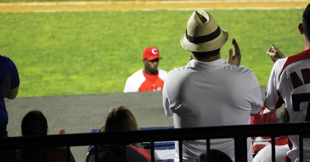 Opiniones aparte, el equipo Cuba se llevó los aplausos de centenares de seguidores en las gradas de la Liga Can-Am