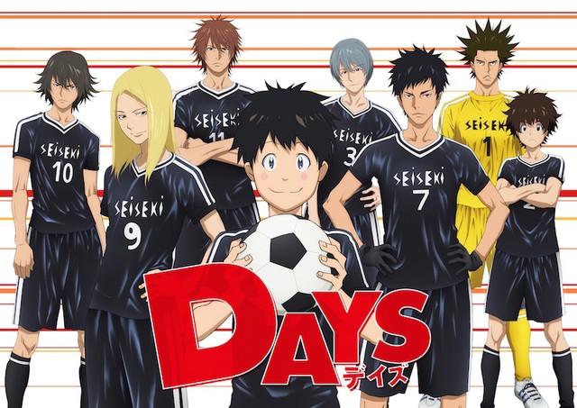 Anime Days (tv) Episode 16 VOSTFR Streaming
