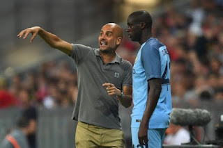 Pep Guardiola Demands An Apology From Yaya Toure's Agent