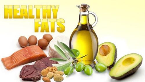 Mẹo giảm béo đùi hiệu quả là hãy ăn thật nhiều protein và dầu thực vật