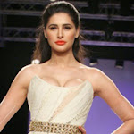Nargis Fakhri Hot Ramp Walk at Lakme Fashion Week 2014