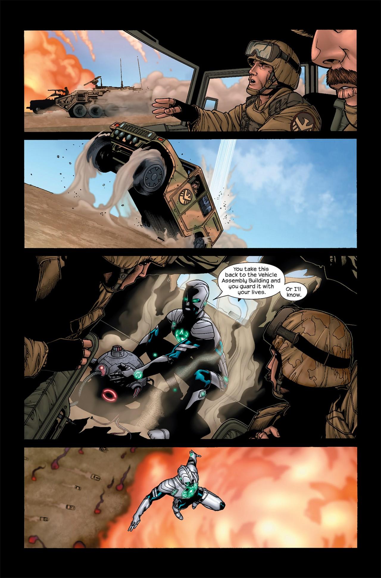 Read online Ultimate Secret comic -  Issue #2 - 4