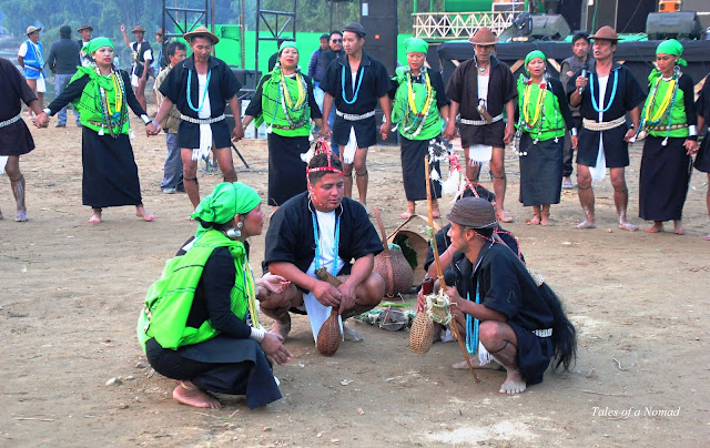 Basar Confluence- A Cultural Extravaganza of Galo Tribe