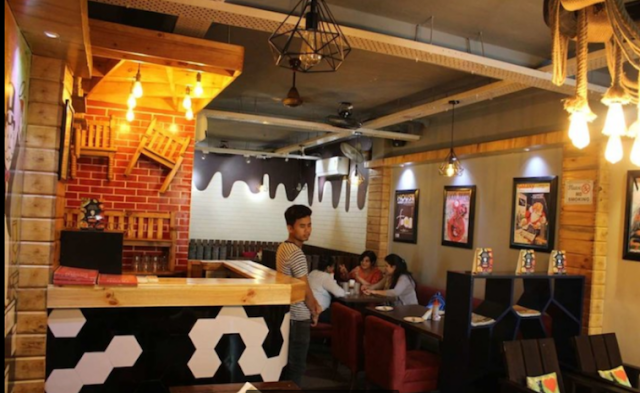 Jack N Chill, Hudson Lane, Gtb Nagar, Delhi Review