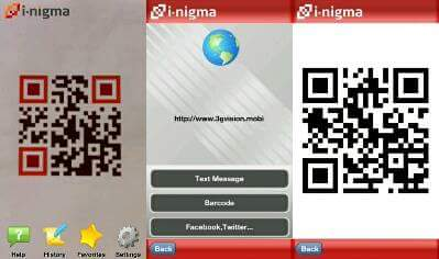 best bar code scanner apps android, iPhone