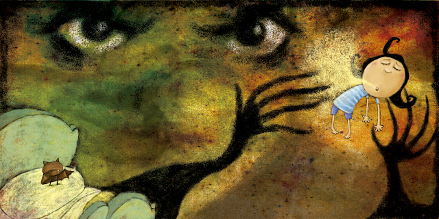 """""""ilustración-morticia 2-ana sáez del arco-illustration-morticia 2"""""""