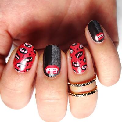 Vamp Queen Nails