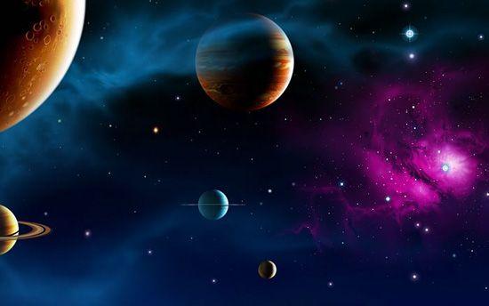 اسرار عالم الفضاء وخفاياه